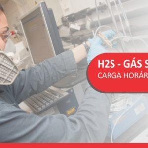 H2S - GÁS SULFÍDRICO